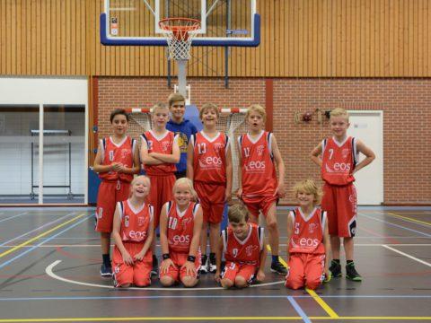HBV Hornets U12 team