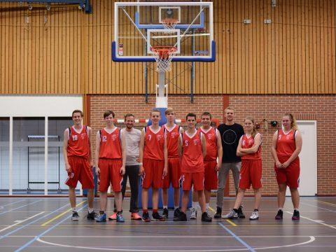 HBV Hornets U18 team
