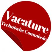 Vacature Technische Commissie